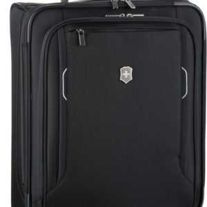 Victorinox Trolley + Koffer Werks Traveler 6 Global Carry-On Black (34 Liter) ab 306.00 (359.00) Euro im Angebot