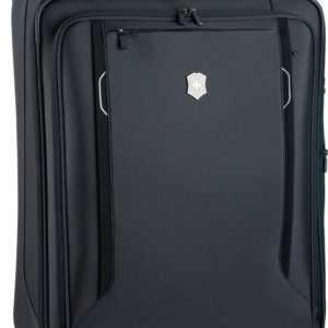 Victorinox Trolley + Koffer Werks Traveler 6 Large Softside Case Grey (104 Liter) ab 365.00 (429.00) Euro im Angebot