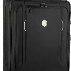 Victorinox Trolley + Koffer Werks Traveler 6 Medium Softside Case Black (75 Liter) ab 340.00 (399.00) Euro im Angebot