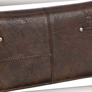 zwei Kellnerbörse Vintage V2 Brown ab 35.90 (39.90) Euro im Angebot