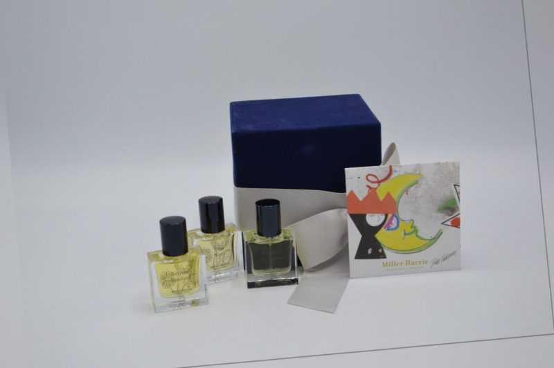 Miller Harris Geschenk-Set für Ihn 3 x 14 ml, Parfum Spray
