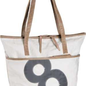 360Grad Handtasche Deern Leder Zahl Grau ab 129.00 (149.00) Euro im Angebot