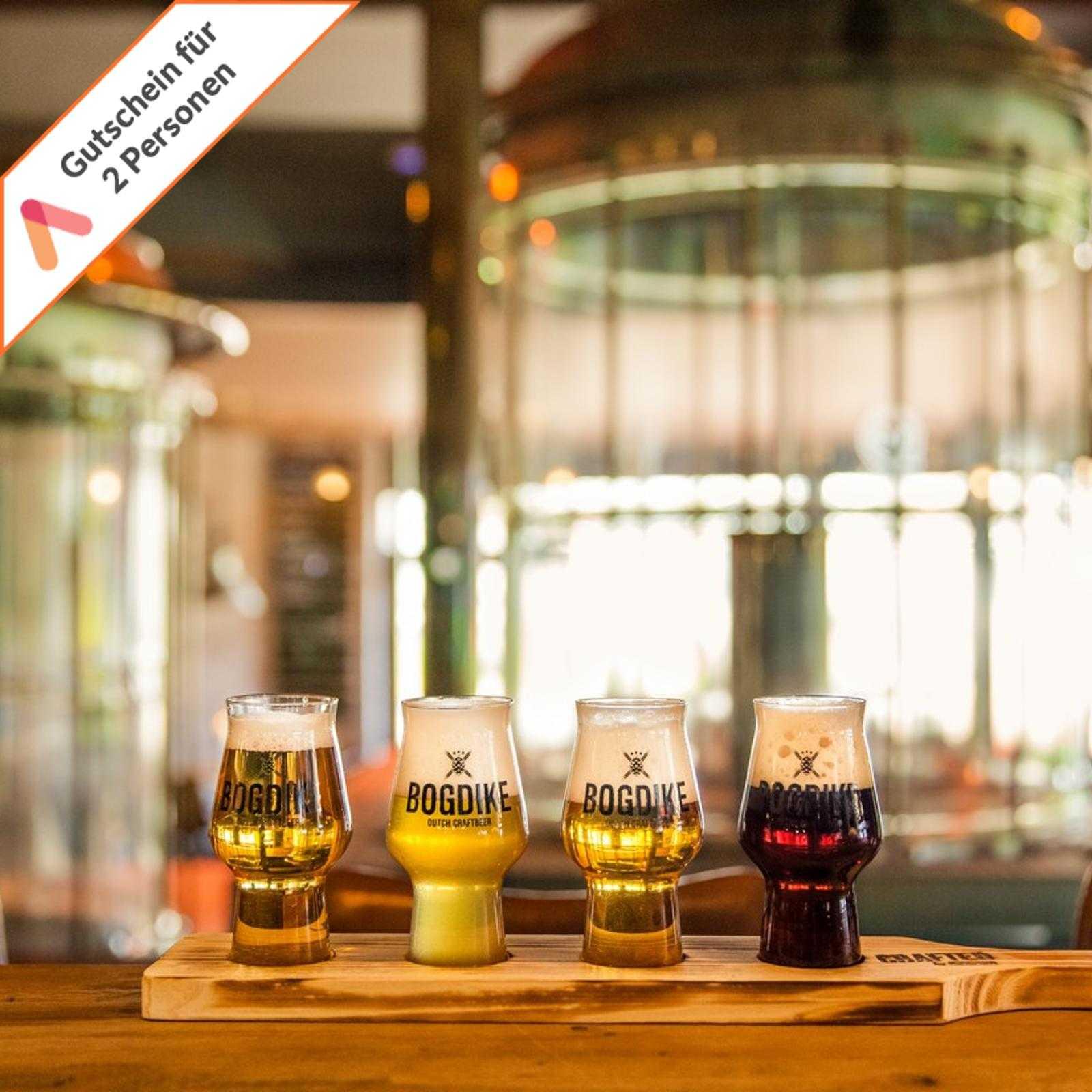 3 Tage Groningen Wochenende Kurzurlaub Hotel mit Brauerei Gutschein 2 Personen