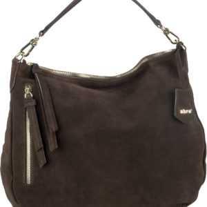 abro Handtasche Suede 28624 Dark Brown ab 229.00 () Euro im Angebot
