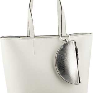Calvin Klein Handtasche CK Must Medium Shopper K6050 Bright White ab 125.00 (149.00) Euro im Angebot