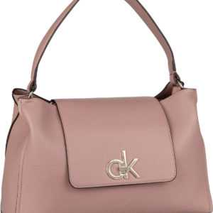 Calvin Klein Handtasche Re-Lock Top Handle Satchel Nude ab 139.00 () Euro im Angebot