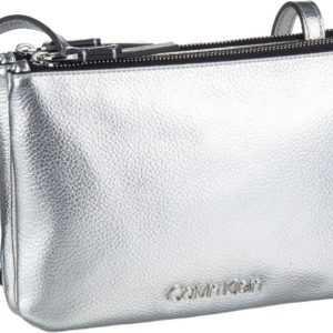 Calvin Klein Umhängetasche CK Must EW Crossbody Silver ab 89.90 () Euro im Angebot