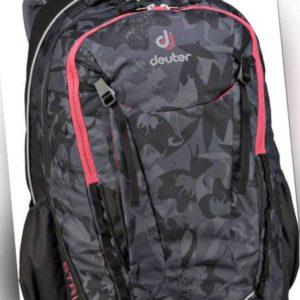 Deuter Rucksack / Daypack Strike Black Lario (innen: Rot) (30 Liter) ab 99.90 (119.00) Euro im Angebot