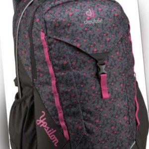 Deuter Rucksack / Daypack Ypsilon Black Flora (innen: Pink) (28 Liter) ab 91.90 (109.00) Euro im Angebot