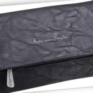 Fritzi aus Preußen Handtasche Ronja Small Saddle Black ab 35.90 () Euro im Angebot