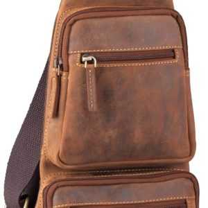 Greenburry Bodybag Vintage 1613 Crossover Bag Brown ab 89.90 () Euro im Angebot