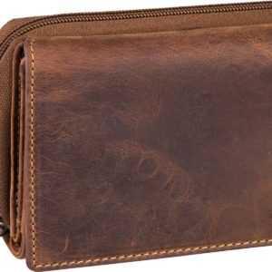 Greenburry Geldbörse Vintage 1607 RV-Kombibörse RFID Brown ab 59.90 () Euro im Angebot