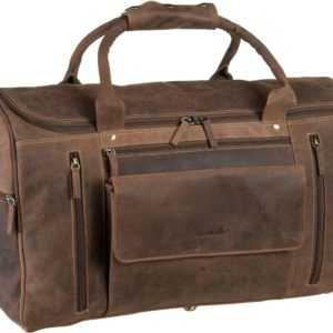Greenburry Reisetasche Vintage Traveller Sattelbraun ab 229.00 (269.00) Euro im Angebot