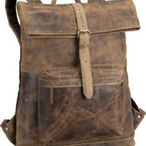 Greenburry Rucksack / Daypack Vintage 1671 Rucksack Brown ab 175.00 (199.00) Euro im Angebot