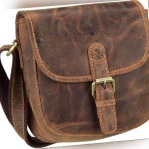 Greenburry Umhängetasche Vintage 1630 Jagdtasche Sattelbraun ab 79.90 () Euro im Angebot