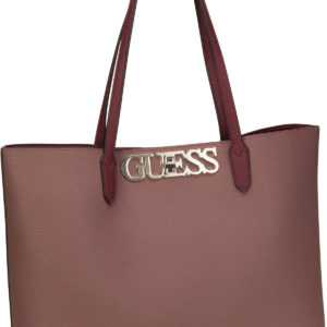 Guess Handtasche Uptown Chic Barcelona Tote Mocha Multi ab 129.00 () Euro im Angebot