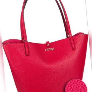 Guess Shopper Alby Toggle Tote Lipstick (innen: Pink) ab 129.00 () Euro im Angebot