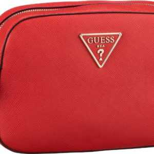 Guess Umhängetasche Carys Crossbody Top Zip Red ab 94.00 () Euro im Angebot
