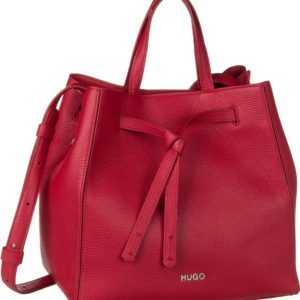 HUGO Handtasche Mayfair Drawstring 397974 Bright Red ab 239.00 (330.00) Euro im Angebot