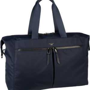Knomo Reisetasche Mayfair Stratton 15'' Dark Navy (31 Liter) ab 235.00 () Euro im Angebot