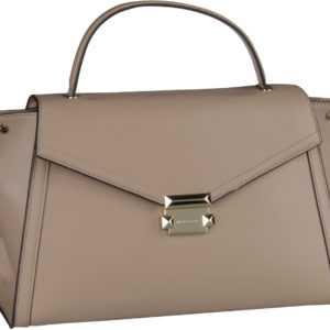 Michael Kors Handtasche Whitney Large TH Satchel Truffle ab 285.00 (375.00) Euro im Angebot