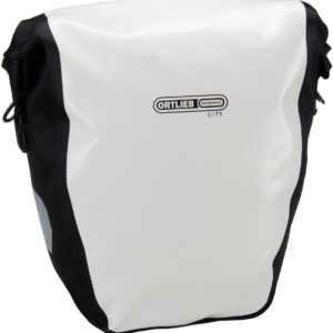 Ortlieb Fahrradtasche Back-Roller City Weiß-Schwarz (40 Liter) ab 84.90 () Euro im Angebot