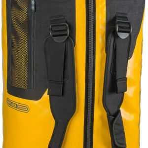Ortlieb Rollenreisetasche Duffle RG 85L Sonne-Schwarz (85 Liter) ab 249.00 () Euro im Angebot