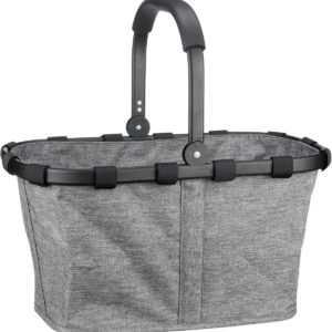 reisenthel Einkaufstasche carrybag frame twist Twist Silver (22 Liter) ab 42.90 (49.95) Euro im Angebot