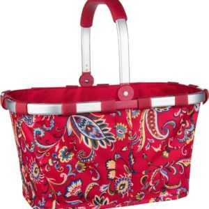 reisenthel Einkaufstasche carrybag Paisley Ruby (22 Liter) ab 38.90 (44.95) Euro im Angebot