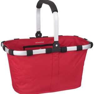 reisenthel Einkaufstasche carrybag uni Rot (22 Liter) ab 33.90 (39.95) Euro im Angebot