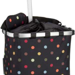 reisenthel Einkaufstasche carrycruiser Dots (40 Liter) ab 111.00 (129.95) Euro im Angebot