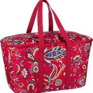 reisenthel Einkaufstasche coolerbag Paisley Ruby (20 Liter) ab 25.90 (29.90) Euro im Angebot