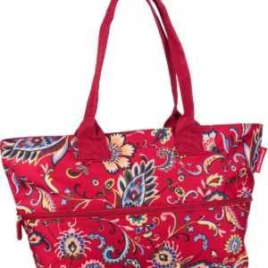 reisenthel Einkaufstasche shopper e1 Paisley Ruby (12 Liter) ab 19.90 (22.95) Euro im Angebot