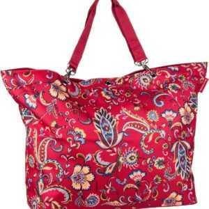 reisenthel Einkaufstasche shopper XL Paisley Ruby (35 Liter) ab 25.90 (29.95) Euro im Angebot