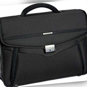 Samsonite Aktentasche Desklite Briefcase 2 Gussets 15.6'' Black (14 Liter) ab 111.00 (135.00) Euro im Angebot