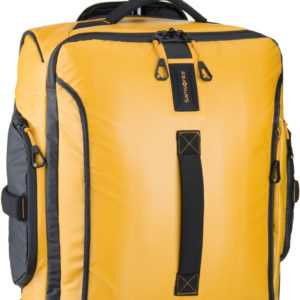 Samsonite Trolley + Koffer Paradiver Light Wheeled Backpack Duffle 55 Yellow (51 Liter) ab 172.00 (209.00) Euro im Angebot