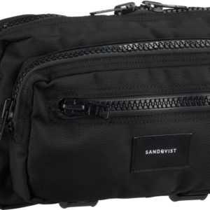 Sandqvist Gürteltasche Felix Bum Bag Black (4 Liter) ab 79.00 () Euro im Angebot