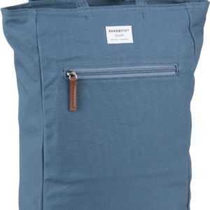 Sandqvist Laptoprucksack Tony Totepack Dusty Blue (13 Liter) ab 99.00 () Euro im Angebot