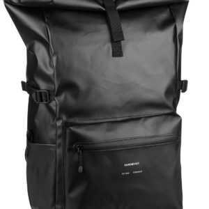 Sandqvist Rucksack / Daypack Ruben Rolltop Backpack Black (18 Liter) ab 167.00 () Euro im Angebot