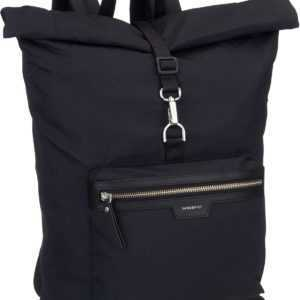 Sandqvist Rucksack / Daypack Siv Backpack Black/Black Leather ab 149.00 () Euro im Angebot
