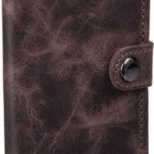 Secrid Brieftasche Miniwallet Vintage Chocolate ab 45.95 () Euro im Angebot