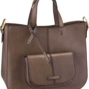 The Bridge Shopper Faentina Handtasche 4649 Taupe/Oro ab 447.00 () Euro im Angebot