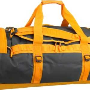 The North Face Reisetasche Base Camp Duffel M Asphalt Grey/Zinnia Orange (71 Liter) ab 125.00 () Euro im Angebot