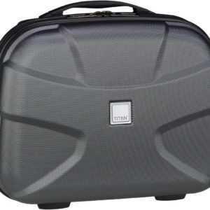 Titan Kulturbeutel / Beauty Case X2 Beautycase Gunmetal Shark (23 Liter) ab 68.95 (89.90) Euro im Angebot