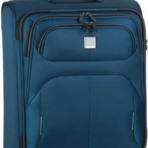 Titan Trolley + Koffer Nonstop 4-Wheel Trolley S Petrol (36 Liter) ab 90.95 (99.95) Euro im Angebot