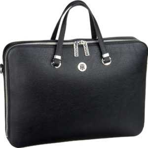 Tommy Hilfiger Aktenmappe TH Core Computer Bag 6424 Black/Warm Sand ab 149.00 () Euro im Angebot