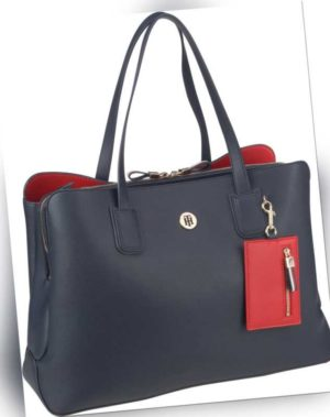 Tommy Hilfiger Aktentasche Charming Tommy Work Bag 7312 Sky Captain ab 165.00 () Euro im Angebot