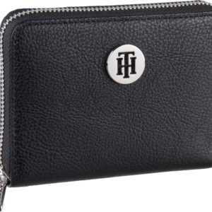 Tommy Hilfiger Geldbörse TH Core Compact ZA Wallet 6135 Black ab 59.90 () Euro im Angebot