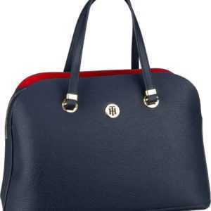 Tommy Hilfiger Handtasche TH Core Satchel 6444 Corporate (innen: Rot) ab 159.00 () Euro im Angebot
