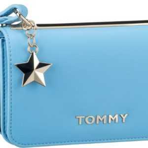 Tommy Hilfiger Umhängetasche Tommy Statement Crossover 6438 Alaskan Blue/Tommy Navy ab 109.00 (129.00) Euro im Angebot